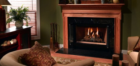 Wood Burning Fireplaces Houston Texas
