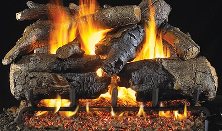 Houston Texas Gas Logs For Your Fireplace