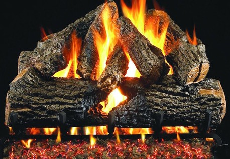 Gas Logs for your fireplace Houston Texas