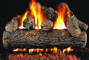 Houston Gas Logs for your Fireplace & Chimney