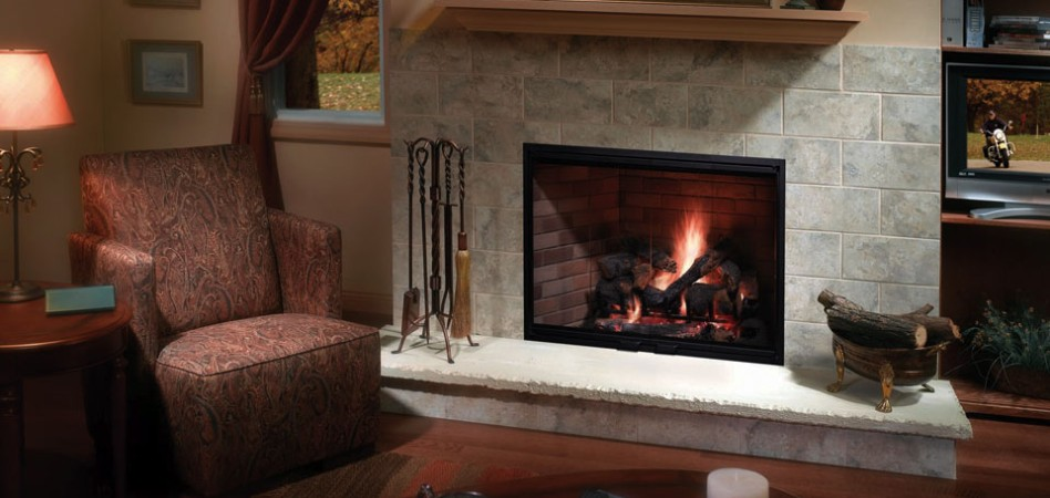 Wood Burning Fireplaces Houston, Texas