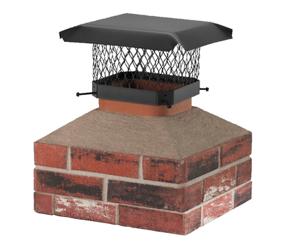 Houston Fireplace Chimney Cap