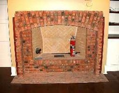 Houston Tx Brick Fireplaces